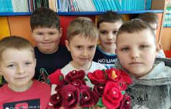 Kup walentynkową różę i wesprzyj Stowarzyszenie NASZ DOM.