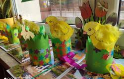 Wielkanoc u przedszkolaków
