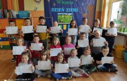 Finał konkursu SKO u przedszkolaków.